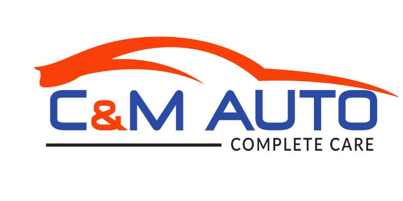 C & M Auto Logo